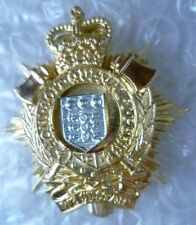 Staybrite Royal Logistic Corps Cap Badge QC Anodised Aluminium maker TKS