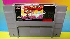 Zero the Kamikaze Squirrel - SNES Super Nintendo Game Cart RARE