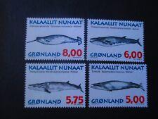 Greenland #319-22 Mint Never Hinged- (Hz8) Wdwphilatelic