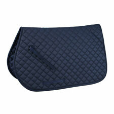 Brand New Dover English Saddle Pad - Navy -  00004000 Retails For $34.95