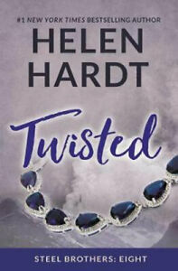 NEW Steel Brothers : Twisted By Helen Hardt Paperback Free Shipping