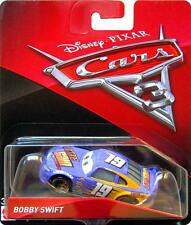 Disney Pixar Cars 3 Bobby Swift Octane Gain # 19 Mattel Diecast 1:55 Scale