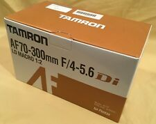Brand new Tamron AF 70-300mm Telephoto Lens with Macro for Pentax DSLR Cameras