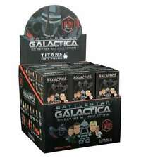 TITANS BATTLESTAR GALLACTICA - SO SAY WE ALL - SEALED (18) PACK BOX CASE TY1054