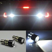 2x Error Free LED Reverse Back up Light project Bulb For VW Jetta MK6 2010-2014