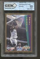 1992-93 Shaquille O'Neal Fleer #298 Gem Mint 10 RC Rookie Lakers Magic