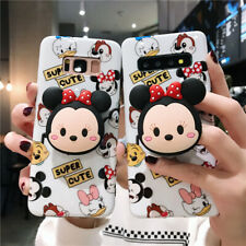 For Samsung Galaxy S20 Plus Note 10 Cartoon Disney Mickey mouse Soft Case Cover