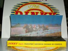 DINKY TOYS CALE DE BOITE SB2 SAVIEM GOÉLETTE RÉF/571 RÉÉDITION NEUVE