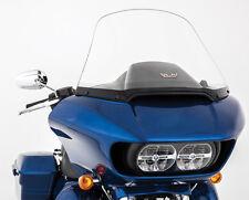 """SLIPSTREAMER WINDSHIELD CLEAR 19"""" Fits: Harley-Davidson FLTR Road Glide"""