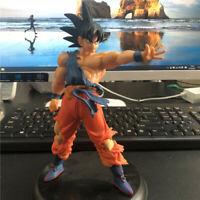 Dragon Ball Z Scultures Son Gokou Goku Anime PVC Figure Figurine Toy NB