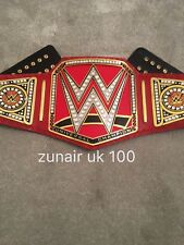 WWE  Universal  championship replica Adult Size Leather Belt OUT OF STOCK