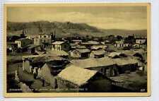 (Gv650-438) View of Jericho, JERUSALEM, Israel, Palestine c1920 VG+