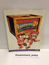 DONKEY KONG COUNTRY 2 STRATEGY GUIDE (GUIDA STRATEGICA) GUIDE IN ENGLISH