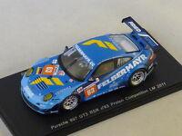 Spark S3421 - Porsche 997 GT3 RSR N°63 Proton compétition Le mans 2011 1/43