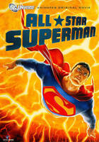 All-Star Superman (DVD) 2 DISC SPECIAL EDITION / DC UNIVERSE / NEW SEALED!!!