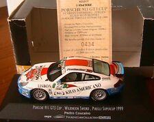 PORSCHE 911 GT3 CUP #22 WILKINSON SWORD PIRELLI SUPERCUP 1999 PEDRO COUCEIRO ONY