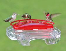 New listing Aspects #407 Jewel Box Window 8 oz Hummingbird Feeder