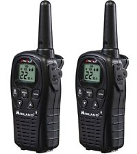 Midland LXT500 22 Channels 2-Way Pair of Radios Walkie Talkies Up To 24 Mile NEW