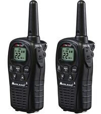 Midland LXT500 22-Channels 2-Way Radios Walkie Talkies Up To 24 Miles (Pair)