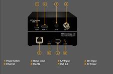 Z3TECH DME-03 H.264 HD Digital Media Encoder SDI-HDMI-Analog - z3technology