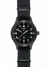MWC MKIII 100M Automatic Ltd Edition Black PVD Watch NEW BOX