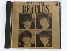 THE BEATLES The Golden Beatles TECP-18007 JAPAN CD 196az61
