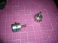 "Incremental Rotary Encoder, Shaft  1/4"", Vernitech, RV11/8-S15, 1900 OHM, CNC"