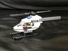 Polizeihubschrauber für Lego 7237 City Polizeistation