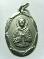 antique catholic faith Saint Martin de porres pray for us pendant 50516