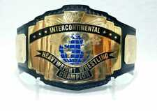 Replica WWF Intercontinental Heavyweight Wrestling Champion Belt Adult Size,2mm.
