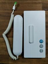 SSS Siedle HTA 811 weiß Haustelefon Sprechanlage Gegensprechanlage Telefon TOP