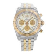 Relojes de pulsera Breitling de plata para hombre