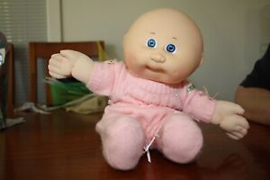 Cabbage Patch Kids - beanie butt baby in outfit