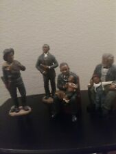 Martha Holcombe All God's Children Black Historical Series Male Figurines