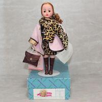 Madame Alexander Doll 22180 Coral and Leopard Cissette, Missing Hat