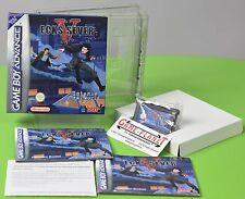 CECA vs. Sever Nintendo Game Boy Advance OVP en Box