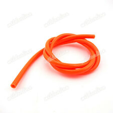 Orange 5mm Gas Benzinschlauch Für Pit Dirt Bike Buggy Go Kart 4 Wheeler Quad ATV