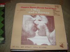 """"""" UN HOMME ET UNE FEMME - SAMBA SARAVAH """"      O.S.T.  """" ITALY'66"""