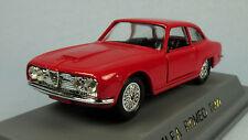 VEREM Alfa Romeo 2600 (Red) 1/43 Scale Diecast Model NEW, RARE! Italian classic!