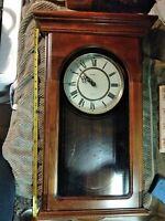 Vintage Howard Miller Wall Clock Model #613-164