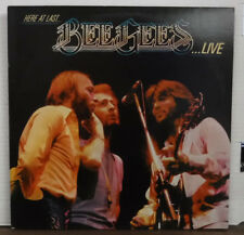 Bee Gees Here At Last Rs-2-3901 Polydor 092717mne
