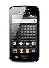 Samsung Galaxy Ace GT-S5830 Sim Free (Unlocked) - Black Android Smartphone UK