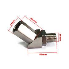 M18x1.5 O2 Sensor CEL Eliminator Adapter Check Engine Light Catalytic Converter