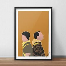 Twenty One Pilots INSPIRED WALL ART Print / Poster A4 A3 21 trench blurryface