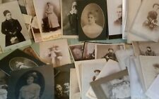 Wonderful Lot of Over 95 Antique Photos from Old Estate!