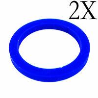 2X Coffee Machine Silicon Seal Gasket For Gaggia Evolution Deluxe Selecta PAROS