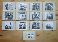 GB 2010 - Britain Alone, Set of 13 PHQ Cards