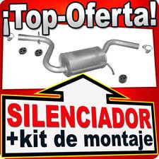 Silenciador Intermedio SKODA OCTAVIA VW JETTA 1.6 FSI 115HP 2004-2008 CER