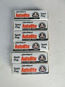 NOS Autolite APP65 Spark Plug fits Chrysler, Dodge, Plymouth, etc (6 Pcs)