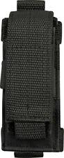 Carry All Folding Knife Belt Sheath SH1080 Black nylon construction